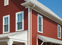 Traditional Exterior House Siding