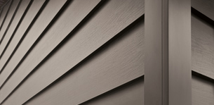 Exterior Siding Close Up
